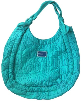 Marc by Marc Jacobs Green Polyester Handbags