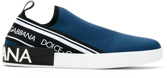 Dolce & Gabbana Portofino slip-on sneakers