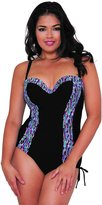 Curvy Kate Women's Galaxy One Piece Swimsuit
