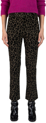 Derek Lam 10 Crosby Corinna Cropped Flare Pants