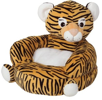 Trend Lab Children's Plush Tiger Character Chair
