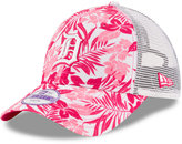 New Era Girls' Detroit Tigers Flower Power 9FORTY Cap