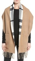 Burberry Women's Cashmere & Wool Pocket Stole