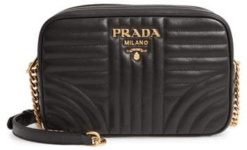 Prada Quilted Leather Handbags - ShopStyle
