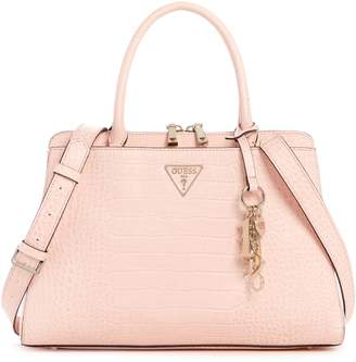 GUESS Maddy Croc Girlfriend Crossbody Bag