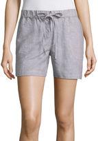Liz Claiborne Knit Pull-On Shorts