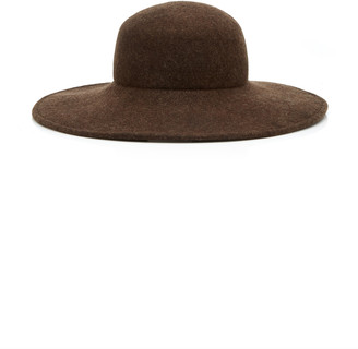 CLYDE Pearl Wool Felt Hat