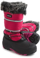 Kamik Amarok Pac Boots - Insulated (For Little and Big Kids)