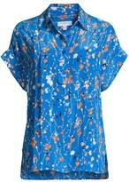 Equipment Dariell Silk Shirt