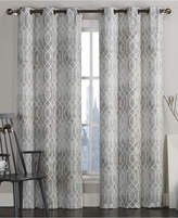 "Victoria Classics Andreaston Pair of 40"" x 84"" Grommet Window Panels"