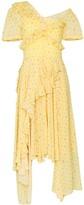 Preen by Thornton Bregazzi Kennedy ruffle tiered midi dress