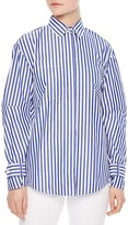 Sandro Alive Striped Shirt