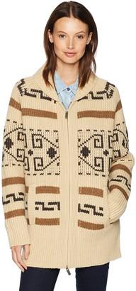 Pendleton Women's Long Westerley Cardigan Sweater