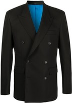 Paul Smith Double-Breasted Suit Jacket
