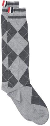 Thom Browne Argyle Socks