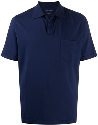 Sease Patch-Pocket Polo Shirt