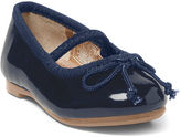 Ralph Lauren Toddler Nellie Leather Ballet Flat