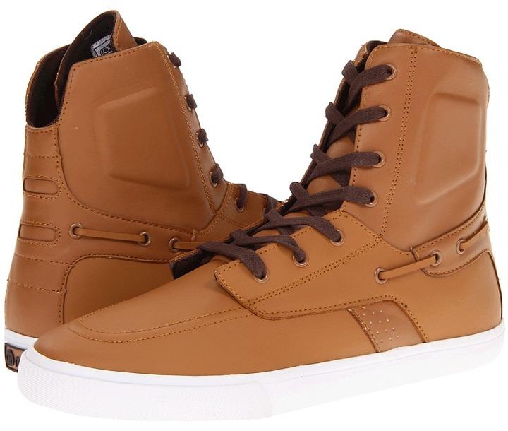 Radii Gilligan High (Camel) - Footwear