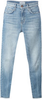 Current/Elliott Stiletto jeans - women - Cotton/Polyester/Spandex/Elastane/Tencel - 26