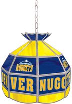 """Denver Nuggets 16"""" Tiffany-Style Lamp"""