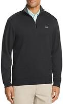 Vineyard Vines Quarter Zip Jersey Sweatshirt