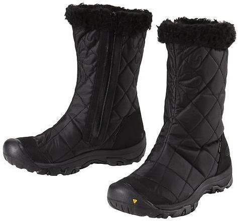 Burlington Keen Quilted Short Boot