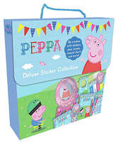 Peppa Pig Deluxe Sticker Collection.