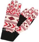 Jack Wolfskin HAZELTON GLOVE Gloves scarlet all over