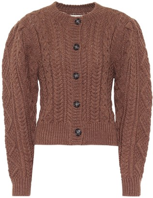 Etoile Isabel Marant Rianne wool cardigan
