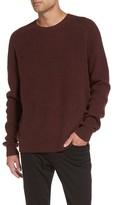 Vince Men's Ribbed Wool & Cashmere Raglan Sweater