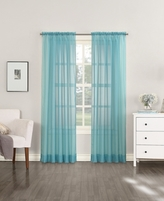"Lichtenberg No. 918 Sheer Voile 59"" x 84"" Curtain Panel"