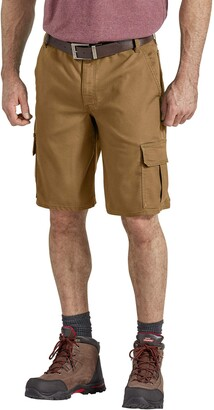 """Dickies Men's Tall 11"""" Cargo Tough Max Short-Relaxed Fit Big"""