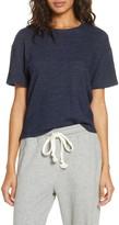 Madewell Short Sleeve Pajama Sweatshirt