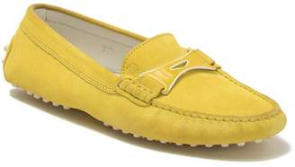 Tod's Gommini Maxi Doppia Double T Loafer