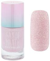 Forever 21 Pink Satin Matte Nail Polish
