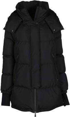 Herno Black Puffer Jacket