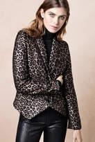 Smythe Leopard Blazer