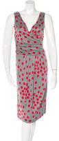 Moschino Cheap & Chic Moschino Cheap and Chic Polka Dot Midi Dress