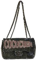 One Kings Lane Vintage Chanel Coco Cuba Green Flap Bag - Vintage Lux