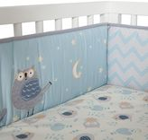 Lambs & Ivy Happi by Dena Night Owl Crib Bumper by