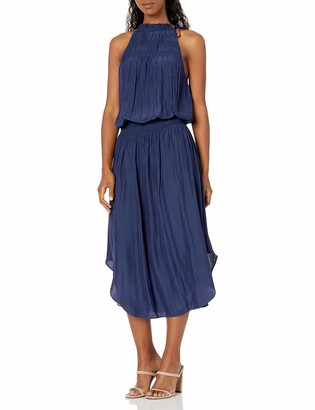 Ramy Brook Women's Carlie Sleeveless Midi Dress