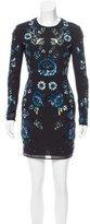 Needle & Thread Embellished Sheath Dress