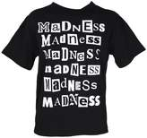 Sacai Madness Slogan T-shirt