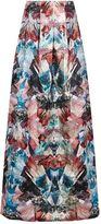 Ted Baker Frelan Mirrored Minerals Maxi Skirt