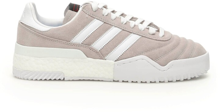 Thumbnail for your product : Adidas Originals By Alexander Wang B-Ball Soccer Sneakers