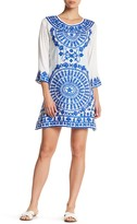 Ella Moss Moonlight Embroidered Tunic