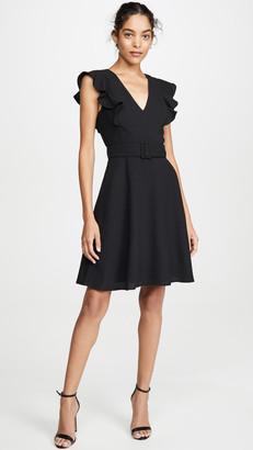 Black Halo Hailey Dress
