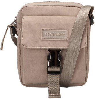 Consigned Noon X Body With Clip Fastening Beige
