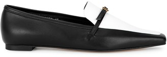 YUUL YIE Amelie monochrome leather loafers