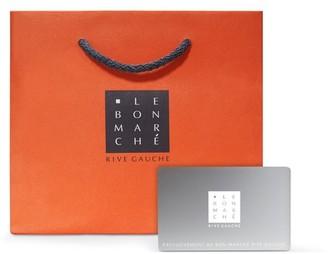 Le Bon Marche Gift card 150